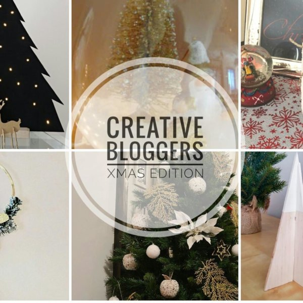 Creative bloggers - Xmas Edition